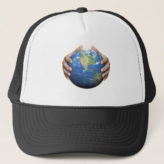 Protect The Earth Trucker Hat
