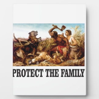 protect the family plaque