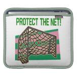 Protect The Net iPad Sleeves