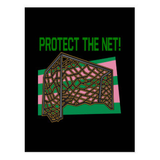 Protect The Net Postcard