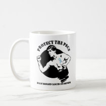 Protect the Pecs Coffee Mug
