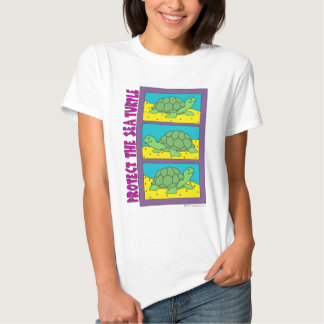 Protect The Sea Turtle Shirt