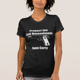Protect the Second Amendment Semi-auto T-Shirt