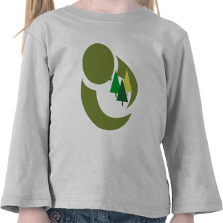 Protect The Trees Toddler Tees