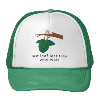 Protect The Trees Trucker Hat