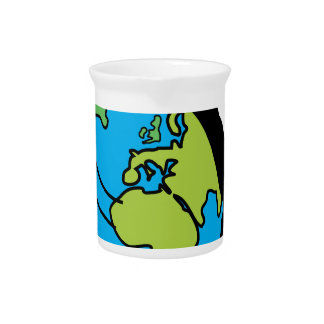 Protect the World Beverage Pitcher