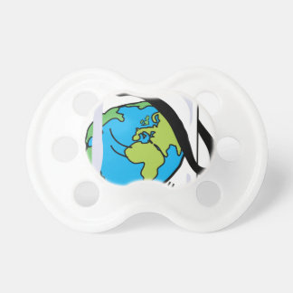 Protect the World Pacifier