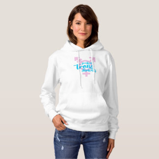 Protect Trans Students - Trans Symbol - -  Hoodie