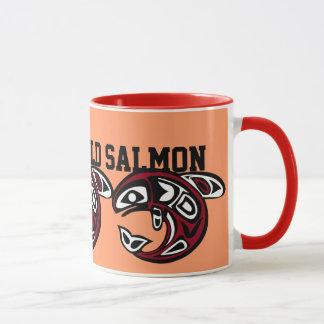 Protect Wild Salmon mug