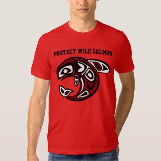 Protect Wild Salmon shirt