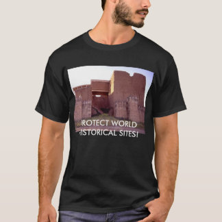 Protect World Historical Sites Nineveh T-Shirt 1