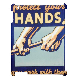 Protect Your Hands You Work With Them FAP Poster Cover For The iPad 2 3 4