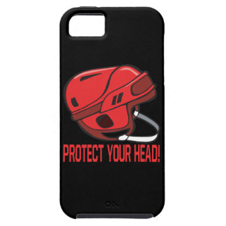 Protect Your Head iPhone SE/5/5s Case