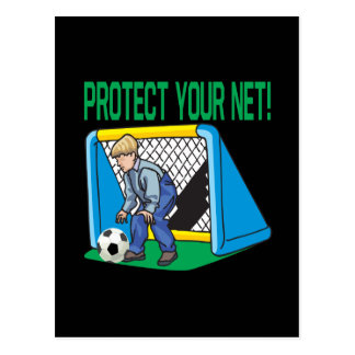 Protect Your Net Postcard