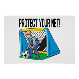 Protect Your Net Print