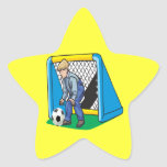 Protect Your Net Star Sticker