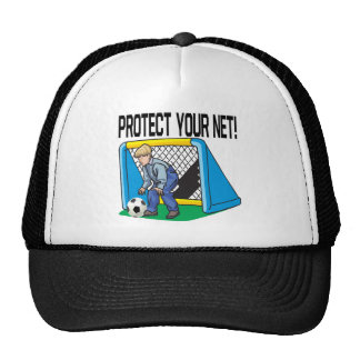 Protect Your Net Trucker Hat