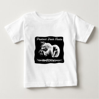 Protect Your Nuts Baby T-Shirt