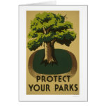 Protect Your Parks 1938 WPA