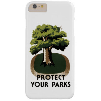 Protect Your Parks Barely There iPhone 6 Plus Case