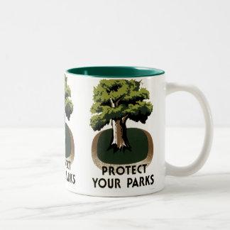 Protect Your Parks Mug