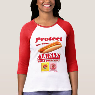 Protect Your Weiner T-Shirt