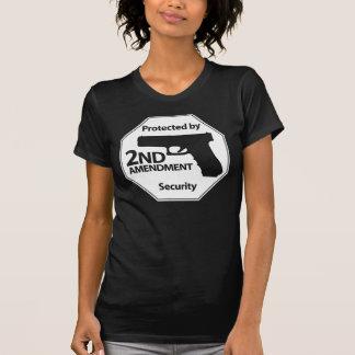 Protected by 2nd Amendment Shirt