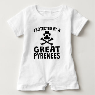 Protected By A Great Pyrenees T-shirts