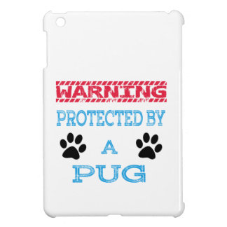Protected By A Pug Dog Case For The iPad Mini