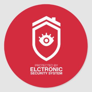 Protected by Electronic Security sistema