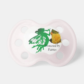 Protected by Fairies Pacifier