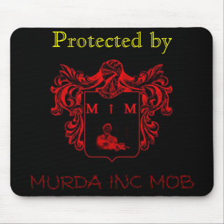 PROTECTED BY MIM MOUSE MAT