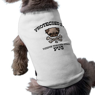 Protected By Pug Tee