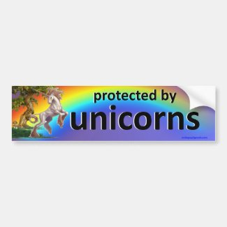 protected by unicorns