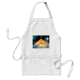 Protected City Adult Apron