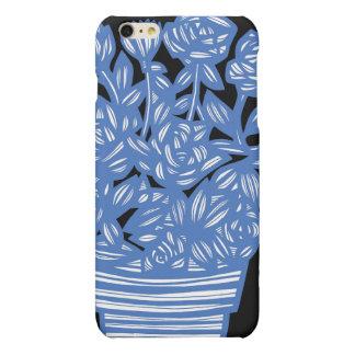 Protected Effervescent Aptitude Earnest Matte iPhone 6 Plus Case
