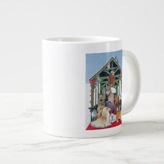 Protected Large Coffee Mug