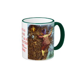 Protected Species... Ringer Coffee Mug
