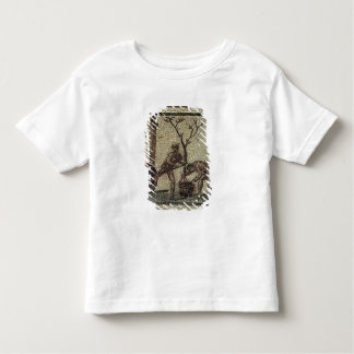 Protecting jars for storing wine with pitch toddler t-shirt