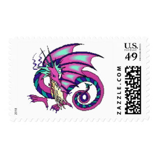 Protecting of the Realm Postage