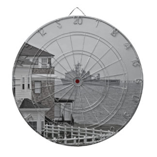 """""""Protecting our shores"""" collection Dartboard"""