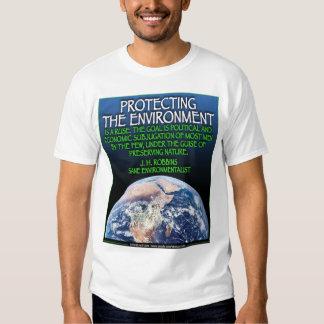 Protecting the Environment T-Shirt