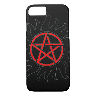 Protection Against Possession Symbol iPhone 7 Case