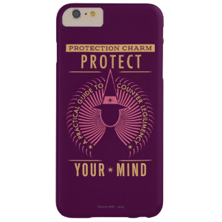 Protection Charm Guidebook Barely There iPhone 6 Plus Case