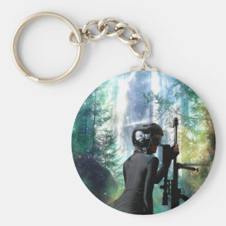 PROTECTION.jpg Keychain