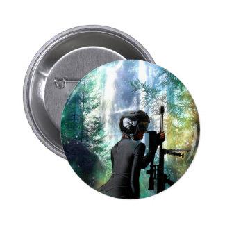 PROTECTION.jpg Pin Redondo De 2 Pulgadas