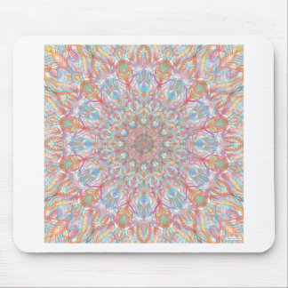 Protection Mandala Sucker umagog-Sandrine Kespi Mouse Pad