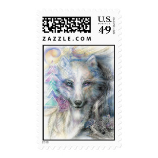 Protection Postage Stamp