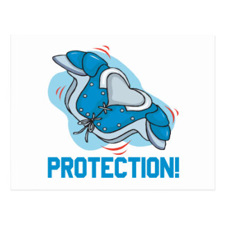 Protection Postcards