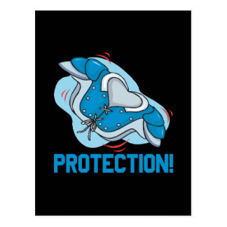 Protection Post Cards